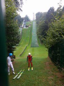 Skispringer Meinerzhagen 18.09.2016