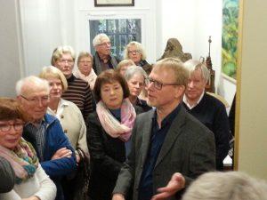 Stadtarchivar J. Wermert u. Gäste 11.11.2017