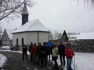 St.-Apollonia-Kapelle Waukemicke