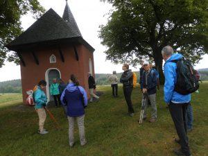 Rote Kapelle auf dem Blumberg