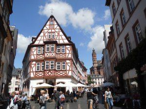 Mainzer Altstadt