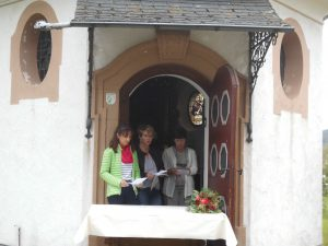 Wortgottesdienst Kapelle Hanemicke