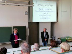 Axel Stracke und Leo Trumm