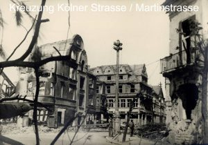 Kölner Straße - Martinstraße